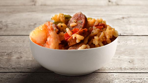 Chorizo and Shrimp Jambalaya