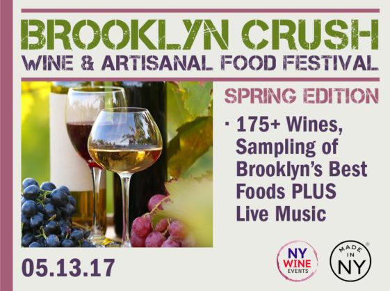 Brooklyn Crush Wine & Food Festival